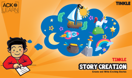 Tinkle Story Creation 11 to 14 V2
