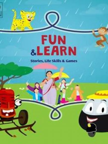 Fun & Learn by Fun Ok Please (4 to 6 yrs) Batch starting Saturday