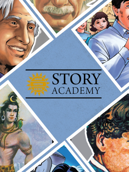 ACK Story Academy (4-7 years)
