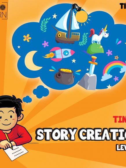 Tinkle Story Creation Level-2